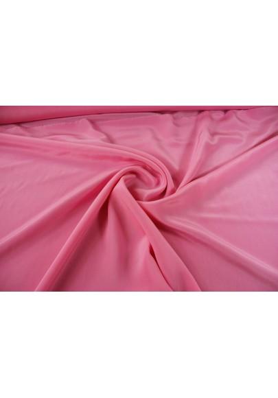 Krepa jedwabna pink - 0