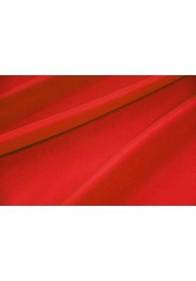 Krepa jedwabna czerwona - 0