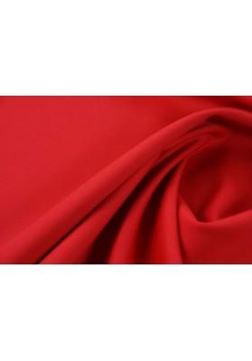 Wełna ubraniowa czerwień 150's - 0