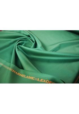 Wełna ubraniowa zieleń - 0