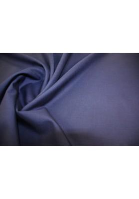 Wełna ubraniowa granat - 0