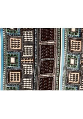 Satyna jedwabna patchwork I - 2
