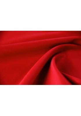 Aksamit bawełniany czerwień - 0