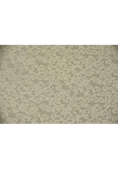 Żakard paisley drobny wzorek - 0