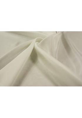 Podszewka jedwabna habotai biała - 0