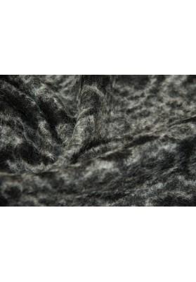 Wełna parzona płaszczowa ornament - 0