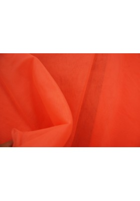 Tiul pomarańcz neon - 0