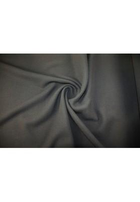 Wełna ubraniowa Doppio Creppe ciemny granat - 0