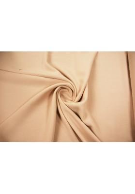 Wełna krepa ubraniowa łosoś - 0