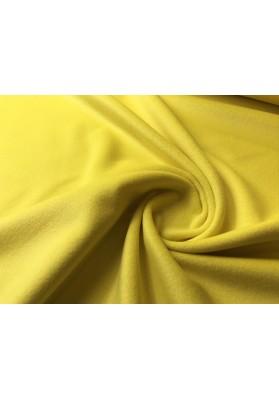 Wełna płaszczowa żółta - 0