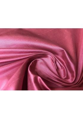 Szantung jedwabny róż - 0