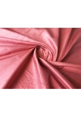 Szantung jedwabny jasny róz - 0
