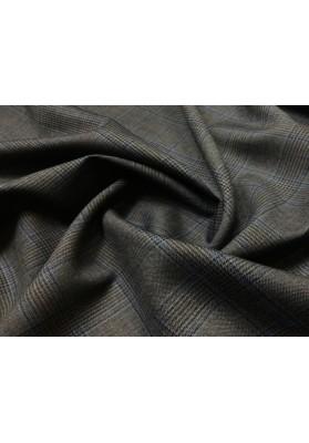 Wełna ubraniowa krata III - 1