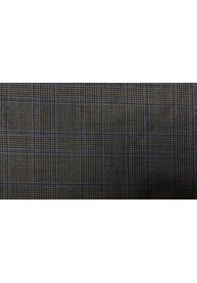 Wełna ubraniowa krata III - 3