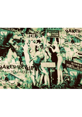 "Satyna jedwabna ""Baker Rekue"" - 3"