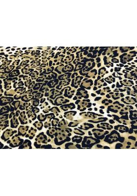 Krepa jedwabna pantera IV - 0