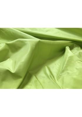 Tafta jedwabna zieleń - 0
