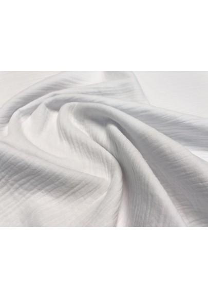 Muślin bawełniany biel - 1