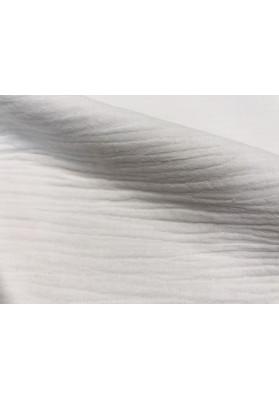 Muślin bawełniany biel - 4