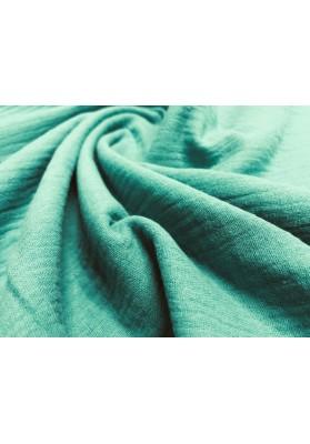 Muślin bawełniany zieleń - 3