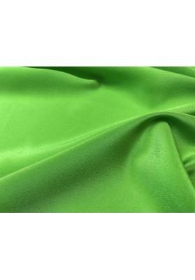 Krepa jedwabna zieleń II - 3