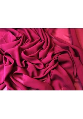 Żorżeta jedwabna ciemny fiolet - 1