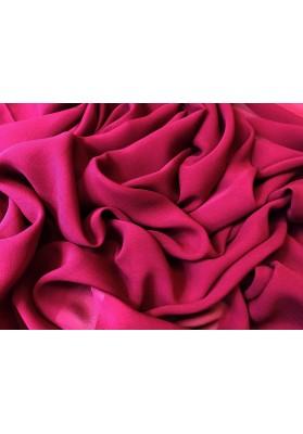 Żorżeta jedwabna ciemny fiolet - 2