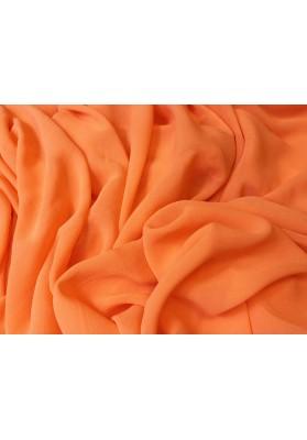 Żorżeta jedwabna orange II - 1