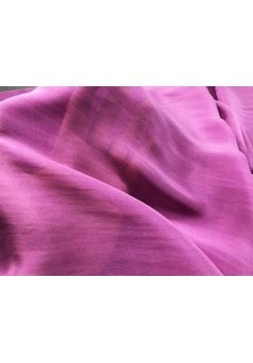 Muślin jedwabny fiolet - 0
