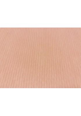 Tiul plisowany łosoś