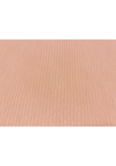Tiul plisowany łosoś - 1
