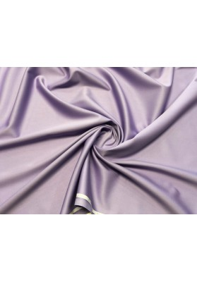 Wełna ubraniowa 150 's lila double face - 2