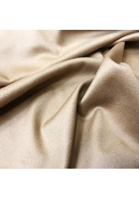 Wełna kaszmirowa płaszczowo-kostiumowa beż/camel - 2