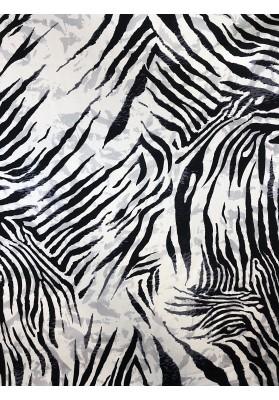 Satyna jedwabna zebra II - 2