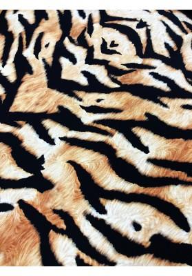 Satyna jedwabna tygrys - 2