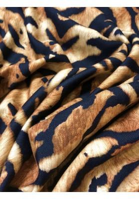 Wełna z jedwabiem tygrys II - 3