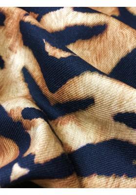 Wełna z jedwabiem tygrys II - 4