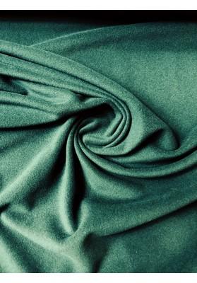 Wełna płaszczowa kaszmir fiolet/fuksja z średnim włosem Loro Piana - 1
