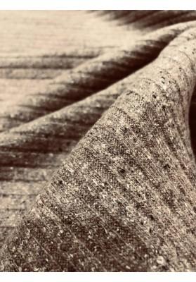 Dzianina swetrowa beż - 2