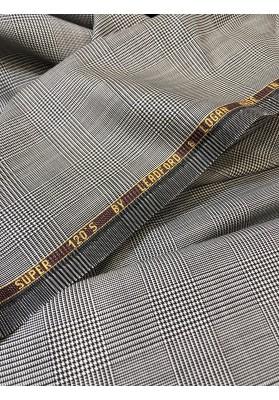 Wełna kostiumowa tartan XIV - 3