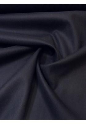 Wełna płaszczowa ambasador granat wysoka gramatura - 1