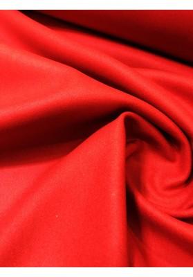 Wełna płaszczowa ambasador czerwień wysoka gramatura - 2