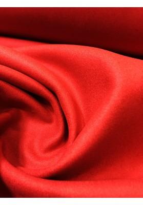 Wełna płaszczowa ambasador czerwień wysoka gramatura - 3