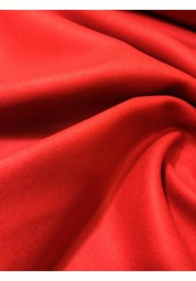 Wełna płaszczowa ambasador czerwień wysoka gramatura - 4