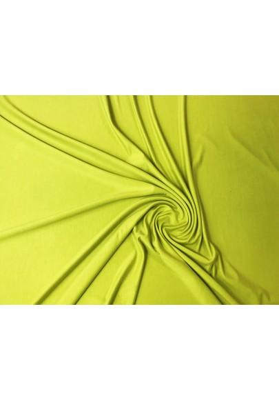 Dzianina cupro żółta - 0