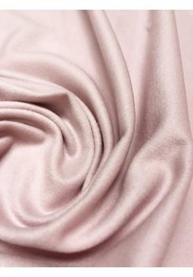 Wełna płaszczowa kaszmir pudrowy róż - 3