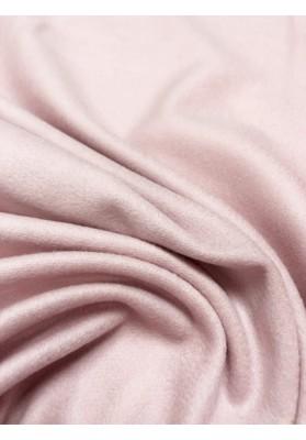 Wełna płaszczowa kaszmir pudrowy róż - 4