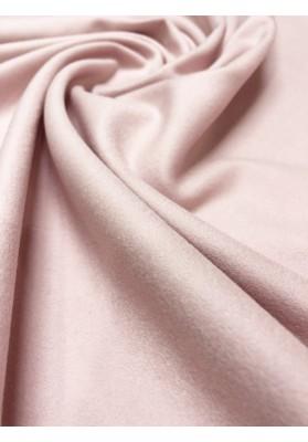 Wełna płaszczowa kaszmir pudrowy róż - 5