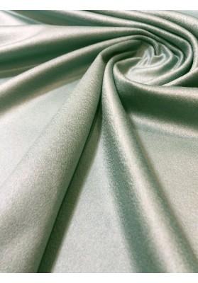 Wełna płaszczowa kaszmir średnia grubość pistacja/mięta - 1